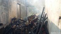 Semua Berkas Ludes, Begini Penampakan Kantor Komnas PA Setelah Terbakar