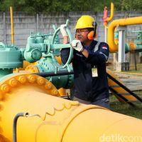 Harga Gas di Hulu Sudah Mahal, Luhut: Harusnya US$ 4/MMBtu