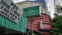 Buru Pelaku Teror Thamrin, Polisi Sisir Masjid di Belakang Sari Pan Pacific