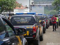 23 Mobil Masuk ke Nusakambangan, 17 di Antaranya Kendaraan Dinas Polisi