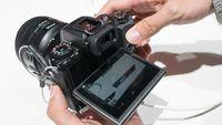Canon EOS M5.