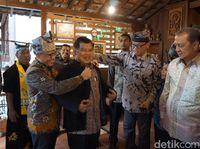 Wapres Jusuf Kalla di Banyuwangi, Kamis (15/12/2016)