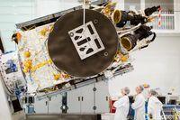 Mengunjungi 'Bidan' Kelahiran Satelit Telkom 3S