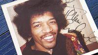 Jimi Hendrix meninggal di usia 27 tahun.