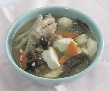 Sup Cakar Ayam