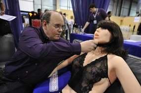 Celebrities Sex Robot