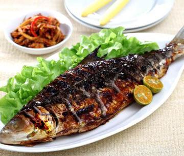 Resep Ikan: Bandeng Bakar