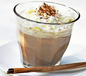 Resep Minuman: Cinnamon Hot Chocolate