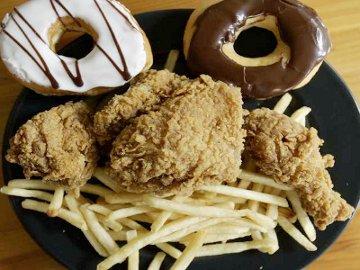 'Junk Food ' Picu Depresi