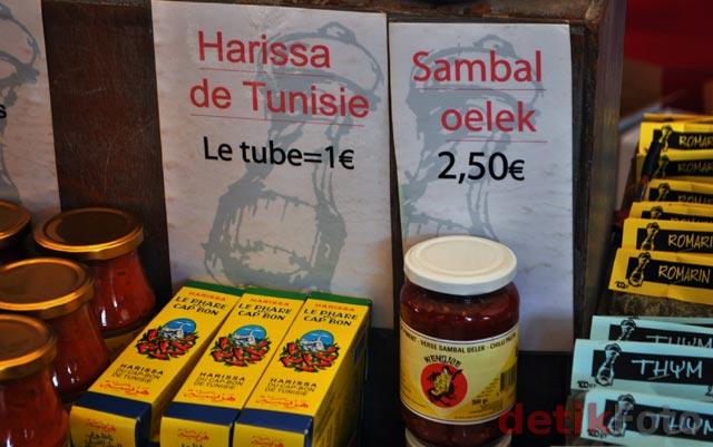 Mengintip Pasar Kaget di Belgia