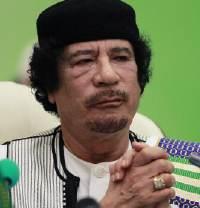 Sekjen NATO Harap Khadafi Turun Sebelum Misi Selesai