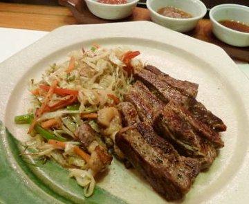 Resep Daging: Sirloin Beef Teppanyaki