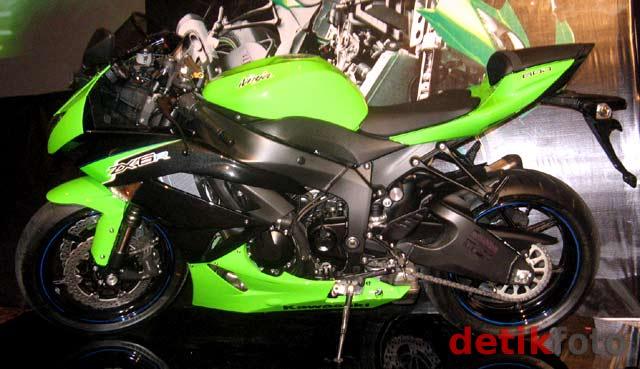 Kawasaki Ninja ZX-6R Diluncurkan