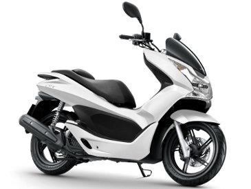 motor honda PCX 150cc