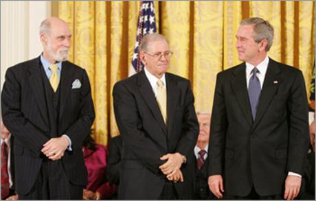 Vint Cerf & Robert Kahn