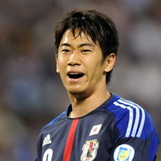 Kagawa Dikontrak 'Setan Merah' Empat Tahun