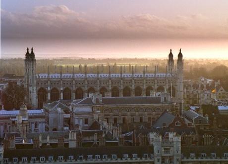 University of Cambridge - Inggris