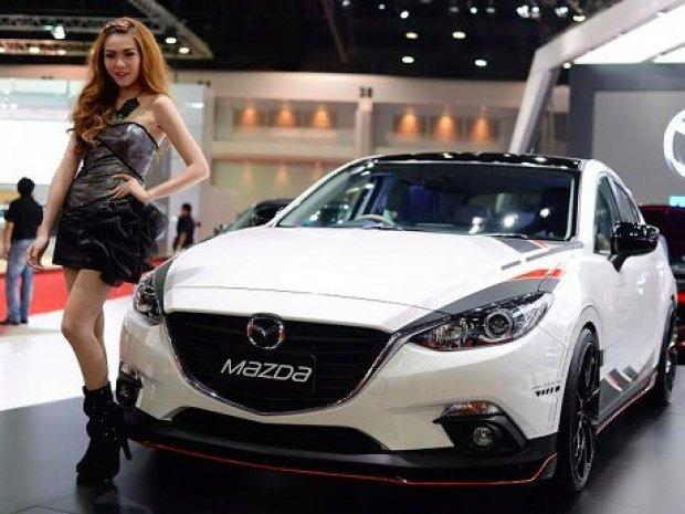 Mazda Tarik 2,2 Juta Unit Mobil di Seluruh Dunia