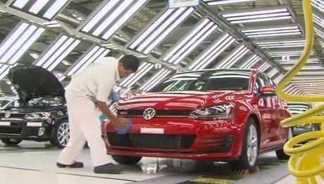 VW Pilih Thailand untuk Produksi Mobil Irit BBM