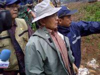 Tinjau Tanggul Latuharhary, Djokir Bertemu Jokowi