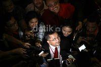 PDIP Puji Jokowi Soal 3 Plt Pimpinan KPK