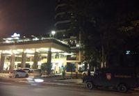 Demo Massa FPI Sulsel Hotel Horison Berlangsung Ricuh, 5 Mobil Rusak