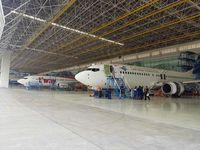 Maskapai dari 59 Negara Rawat Pesawat di Hanggar Punya Garuda