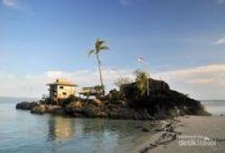 Cerita Pulau 'Berbadan Dua' Di Natuna