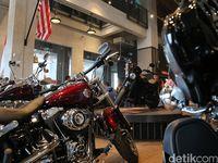 12 Perusahaan Bertarung Ganti Mabua Jadi Diler Harley-Davidson