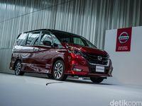 Idling Stop Bermasalah, Nissan Tunda Pengiriman Serena Terbaru