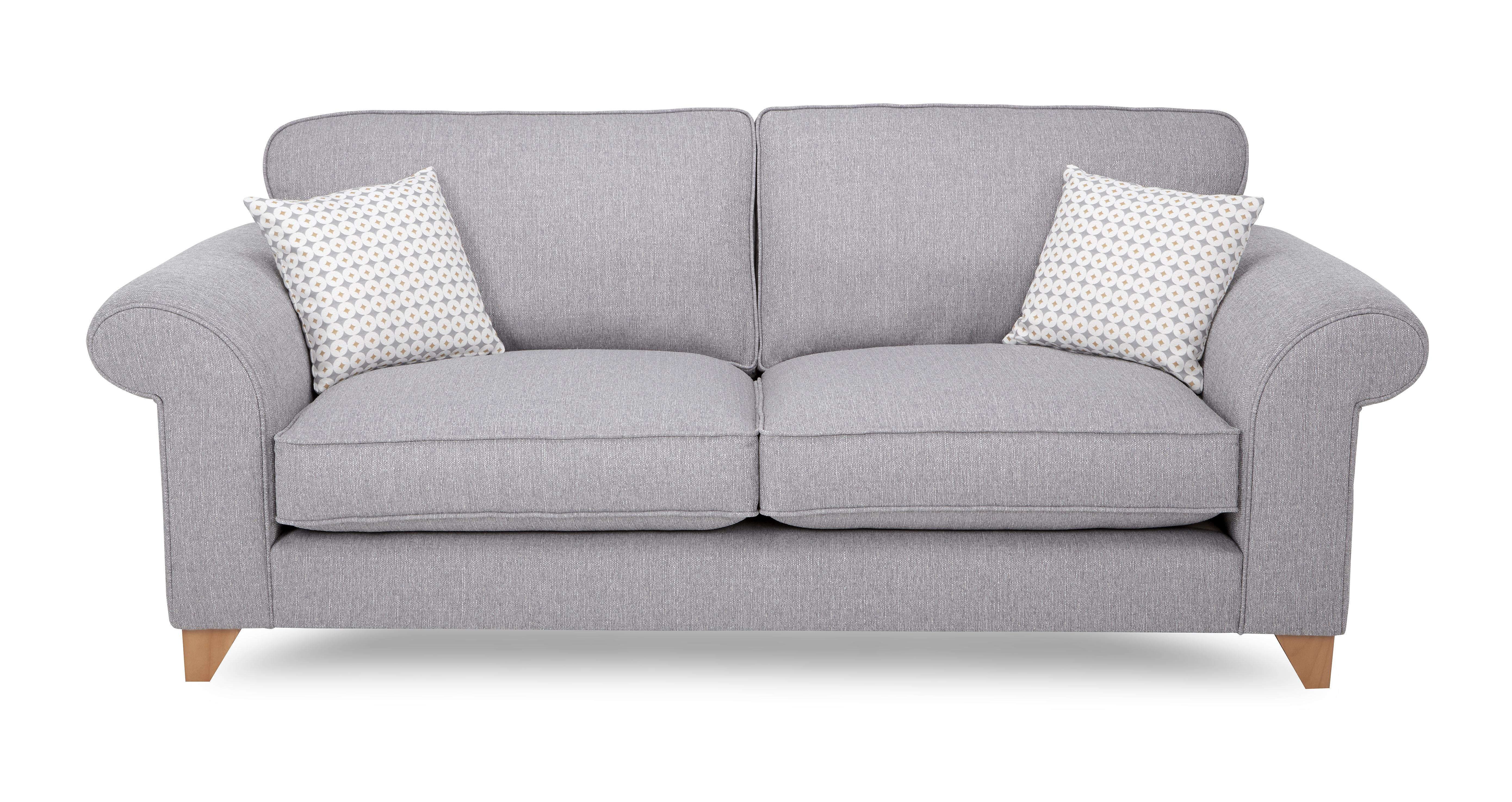 Angelic 3 Seater Sofa   DFS