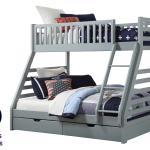 Dual Storage Bunk Bed Dfs