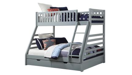 Dual Storage Bunk Bed Dfs