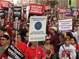 Industry hails writers' strike end