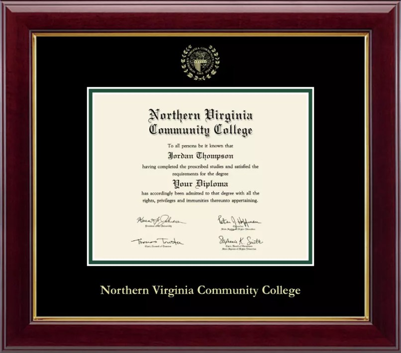 Funky Three Diploma Frame Composition - Custom Picture Frame Ideas ...