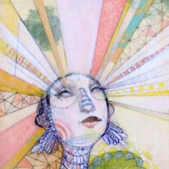 Super Soul Shine Art for Sale by Maui Artist Brad Huck - Wet Paint NYC  Gallery