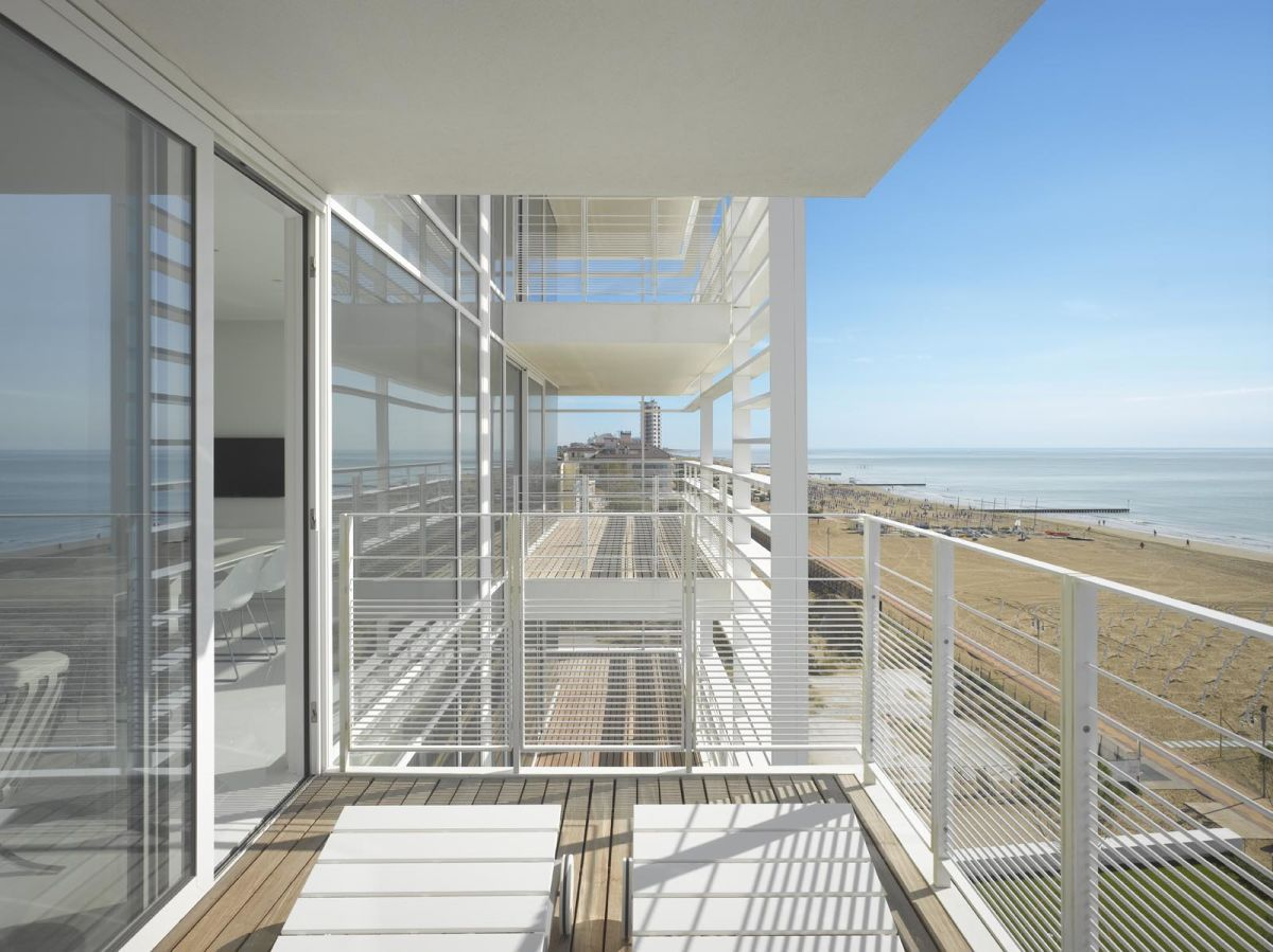 Richard Meier Amp Partners Architects Roland Halbe Jesolo