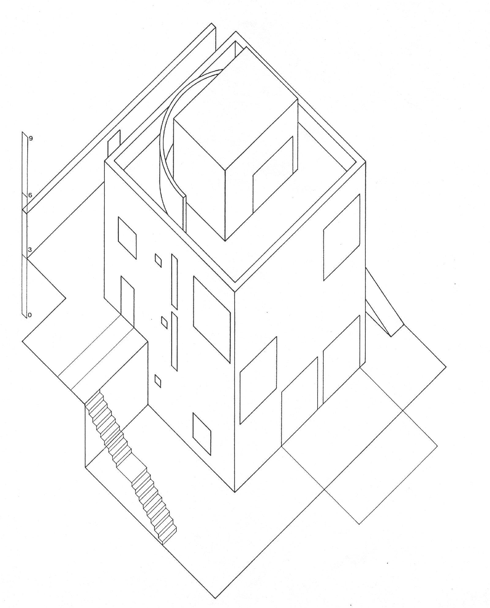 Alberto Campo Baeza Hisao Suzuki Turegano House Divisare