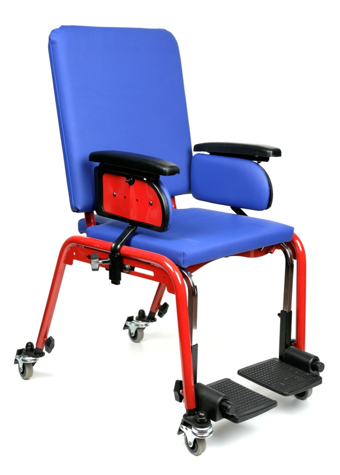 Adjustable Back Support Chair