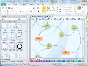 6 Best Data Flow Diagram Software Free Download for