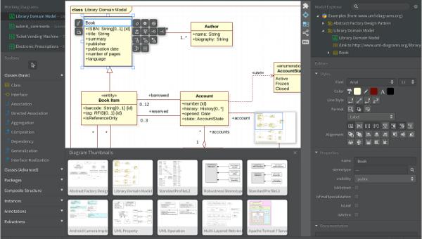 6+ Best UML Diagram Software Free Download For Windows ...