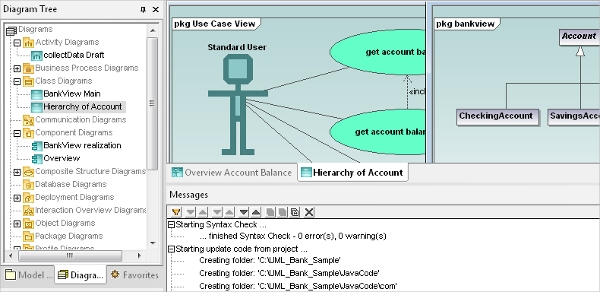 7+ Best UML Modeling Free Tools Download