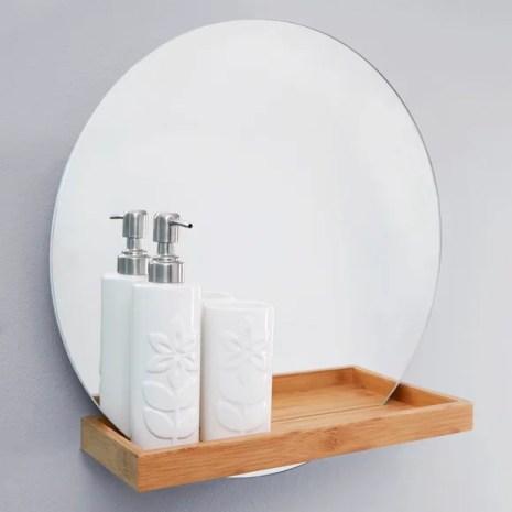 Decor Wonderland Quebec Modern Bathroom Mirror