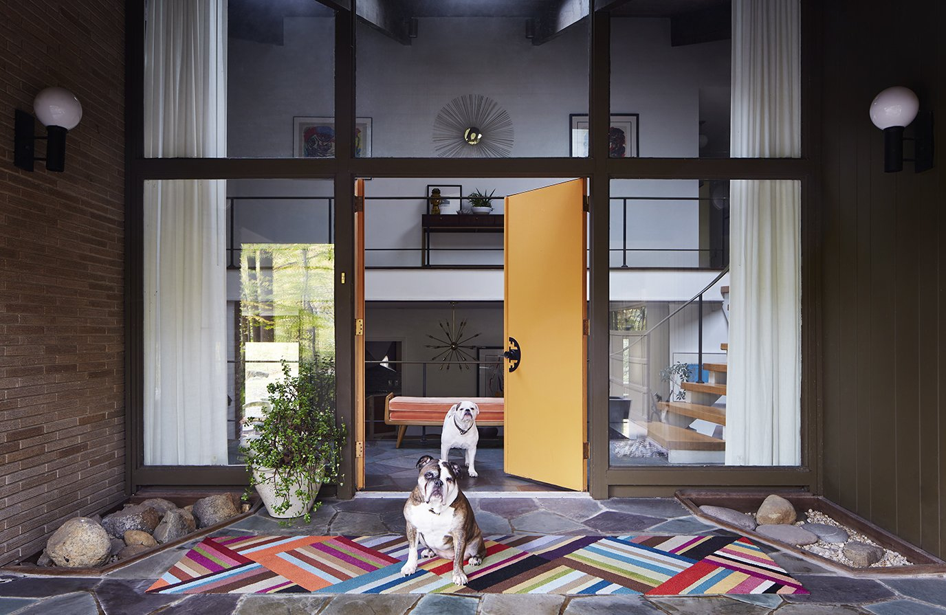 7 Midcentury Modern Paint Colors Dwell