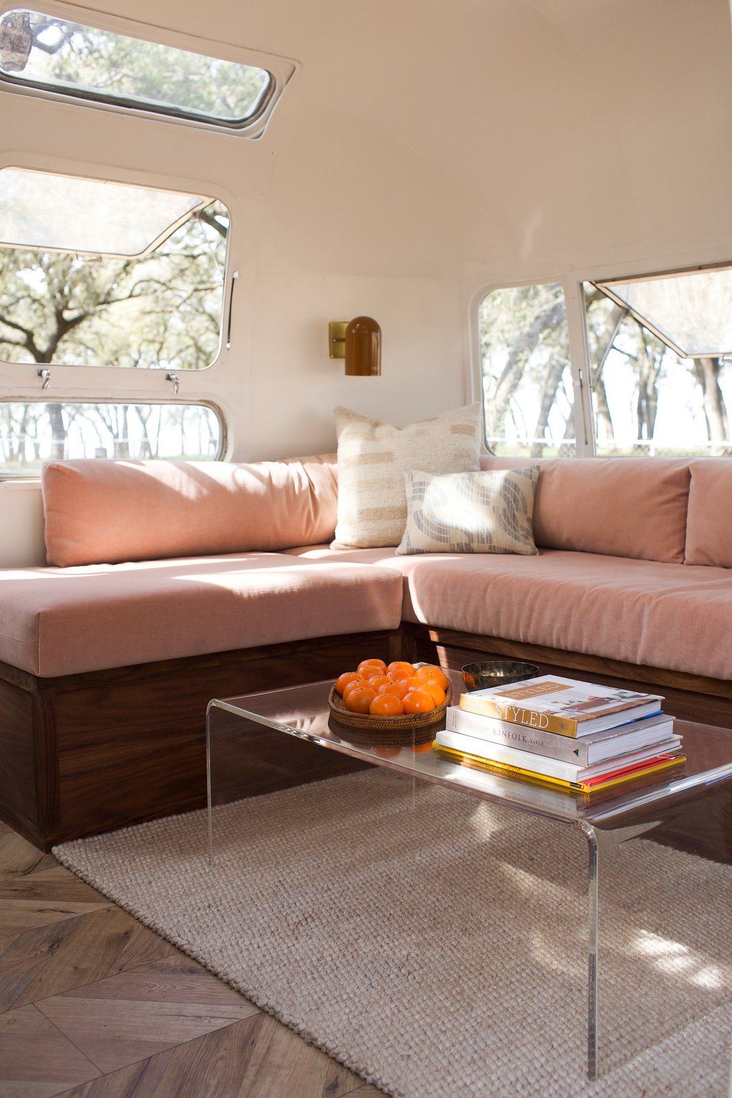 photo 2 of 7 in this chic camper will