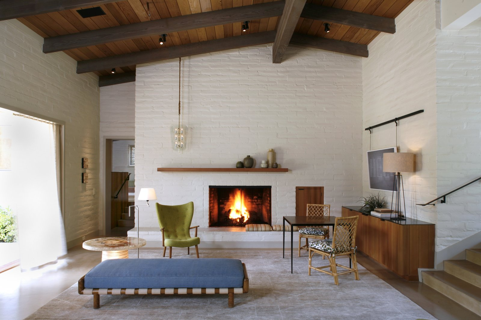 Wurster Ranch Modern Home In Portola Valley California On