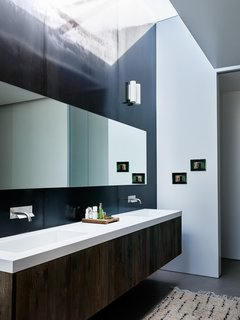 Best 60 Modern Bathroom Wall Lighting Design Photos And Ideas Dwell