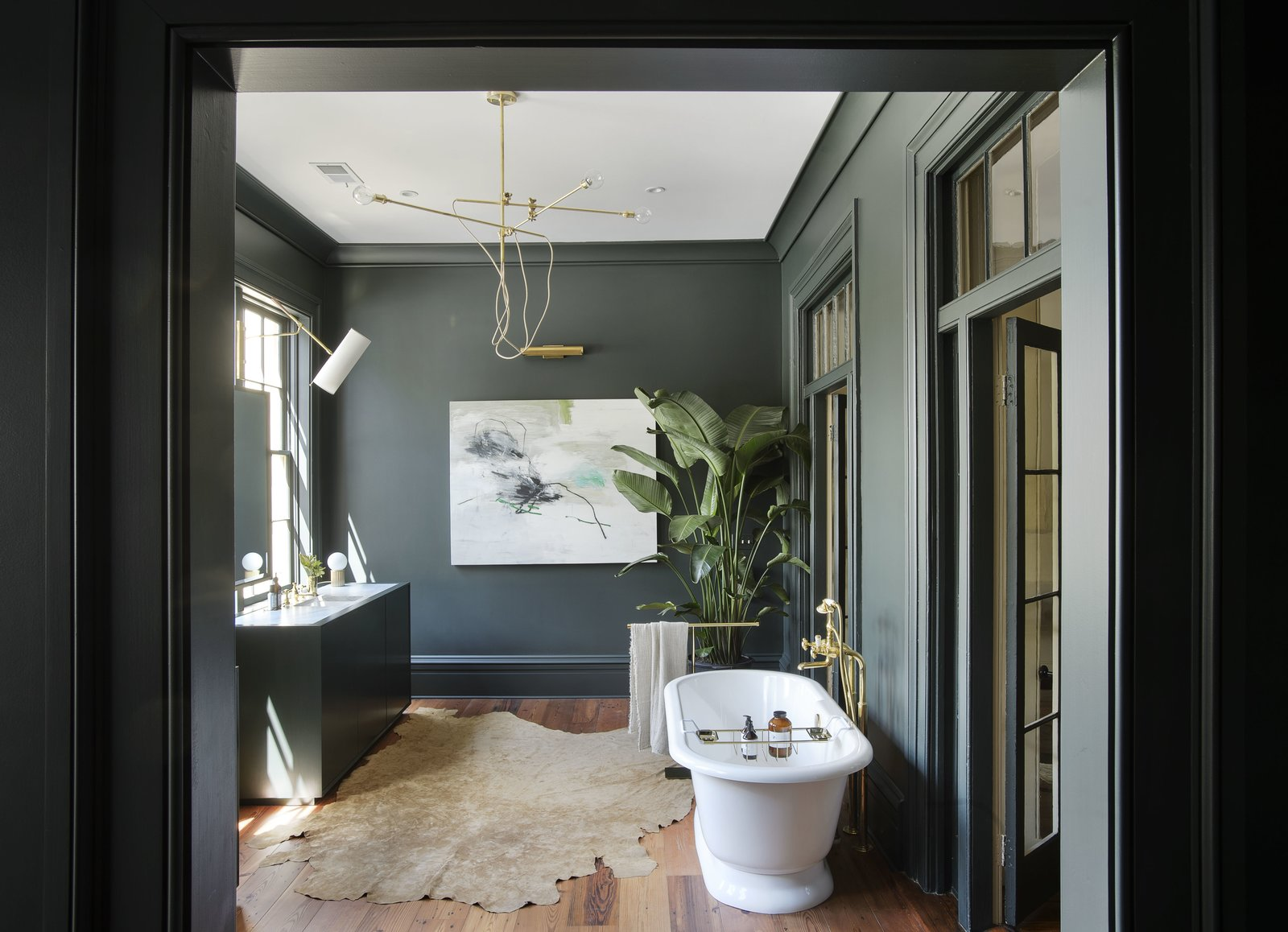 9 Modern Bathroom Ideas That Go Off The Beaten Path Dwell