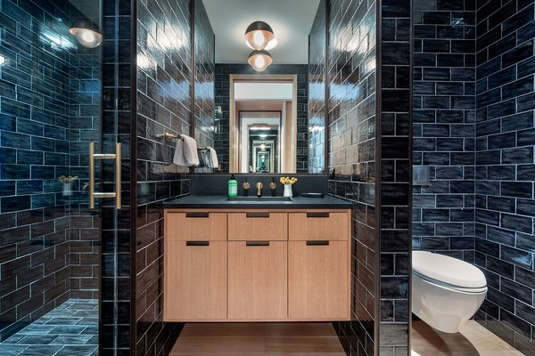 Best 60+ Modern Bathroom Design Photos And Ideas - Dwell on Monochromatic Bathroom Ideas  id=65180