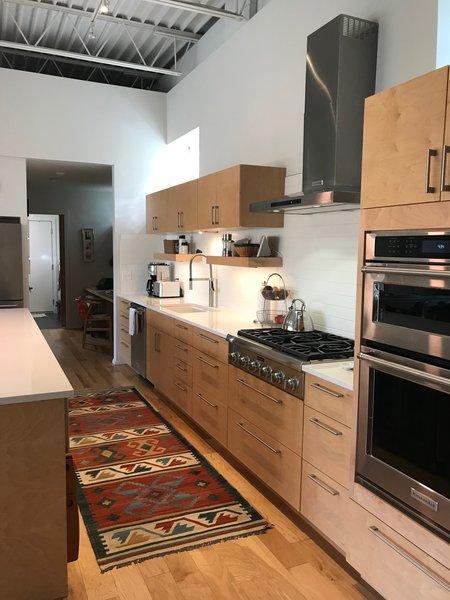 Best 60+ Modern Kitchen Range Hood Design Photos And Ideas ... on Modern Kitchen Backsplash With Maple Cabinets  id=79147